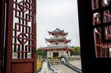 #元旦去哪玩#潮州莼园,中西结合的古典园林!
