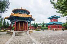 """河南焦作有座嘉应观,被称为""""小故宫""""!"""