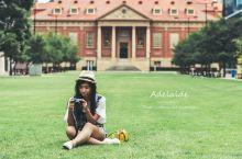 #向往的生活 幽静古老的阿德莱德大学,我只想留下来上学