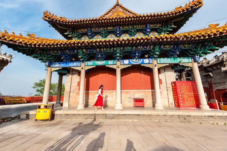Jingzhong Mountain1