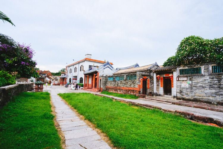 Tangwei Ming and Qing Dynasties Ancient Village3