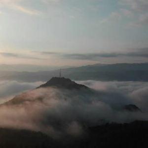 嵩云山旅游景点攻略图