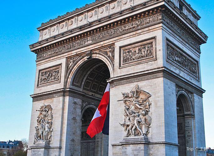 Arc de Triomphe de l'Etoile3