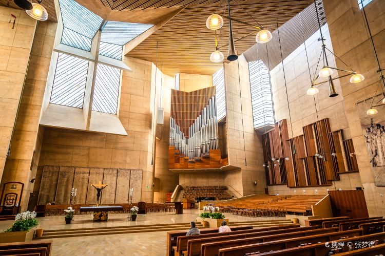 Cathedral of Our Lady of the Angels1