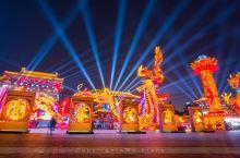 最美中国年,倒映在大唐芙蓉园的那份年味