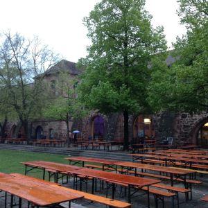海德堡大学旅游景点攻略图