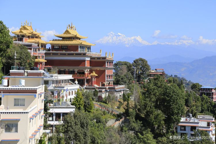 Namo Buddha Monastery1
