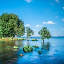抚仙湖图片