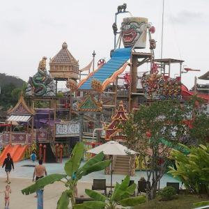 芭达雅水上公园旅游景点攻略图