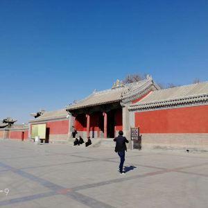 贝子庙旅游景点攻略图