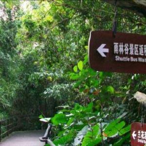梦幻谷旅游景点攻略图