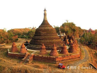 Ratanabon Temple (ရတနာပုံစေတီ)