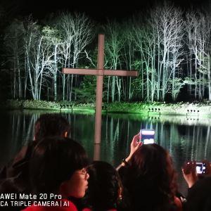 水之教堂旅游景点攻略图