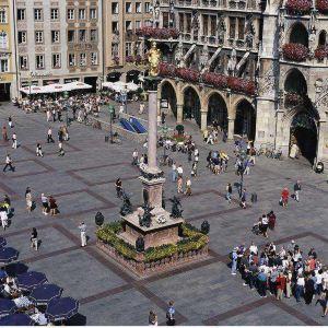 玛利亚广场旅游景点攻略图
