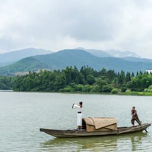 石台游记图文-寻道李白秋浦歌,游安徽石台山川和溪河