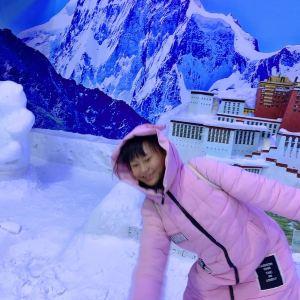 越美冰雪大世界旅游景点攻略图