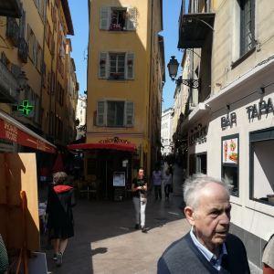 尼斯老城旅游景点攻略图