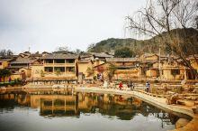 云南最有烟火气的山村,马云的阿里巴巴也来投资,墙上画着传奇