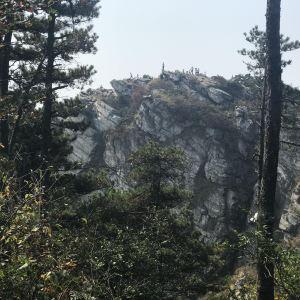 五老峰旅游景点攻略图
