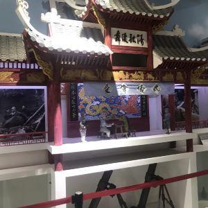潜江市博物馆旅游景点攻略图