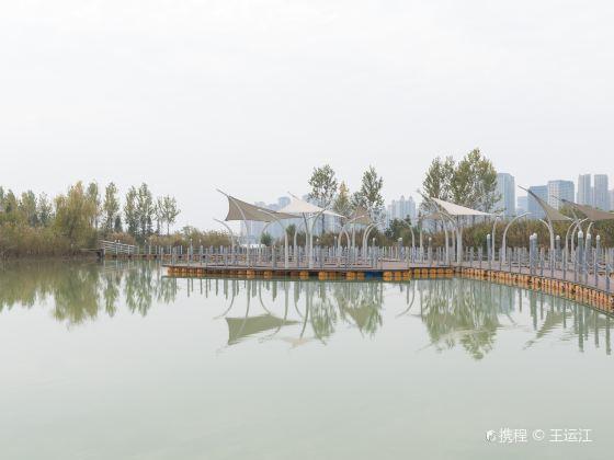 龍子湖風景區