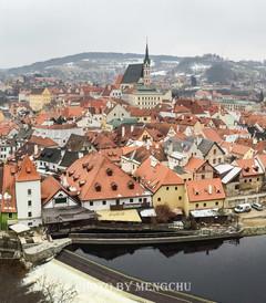 [捷克游记图片] 伏尔塔瓦河畔的童话世界,小清新与重口味的捷克之旅