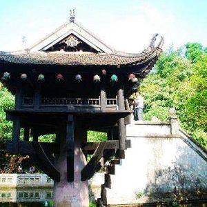 独柱寺旅游景点攻略图