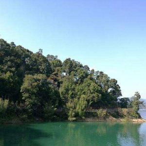流溪河国家森林公园旅游景点攻略图