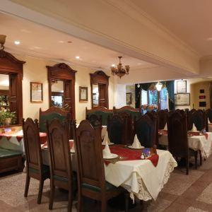塔道斯西餐厅旅游景点攻略图