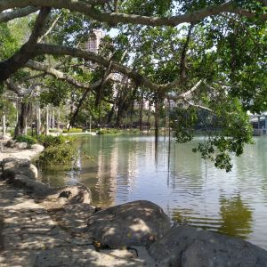 江头公园旅游景点攻略图