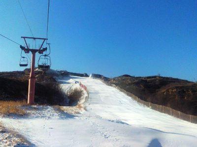 梅苑南山滑雪場