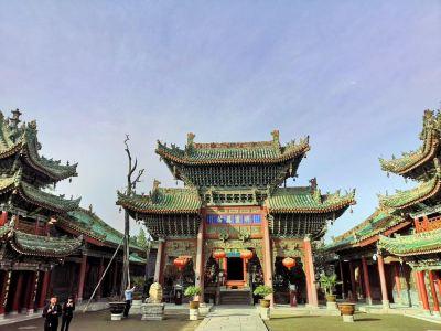 三原城隍廟
