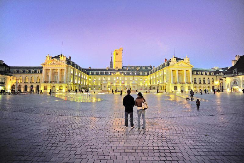 勃艮第葡萄酒產區