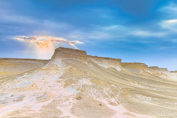 Ras Abrouq Rock Formations