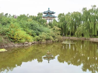 Liao Zhai City in Zibo
