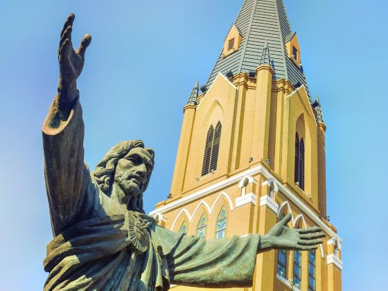 蘇州独墅湖基督教堂