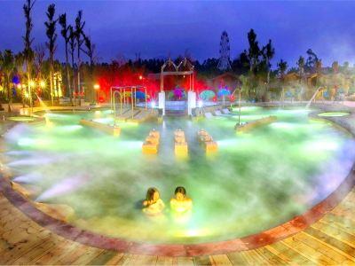 Ocean Hot Spring in Fuqing Tiansheng Farm