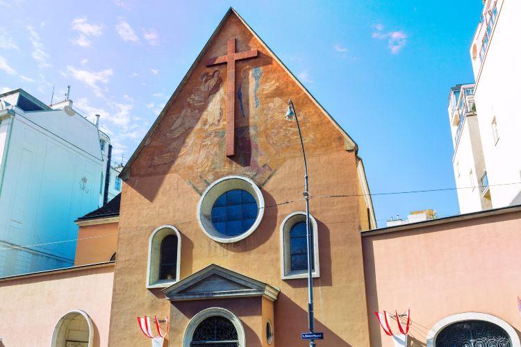 哈布斯堡家族納骨教堂