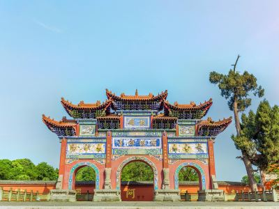 Guangde Temple Scenic Area