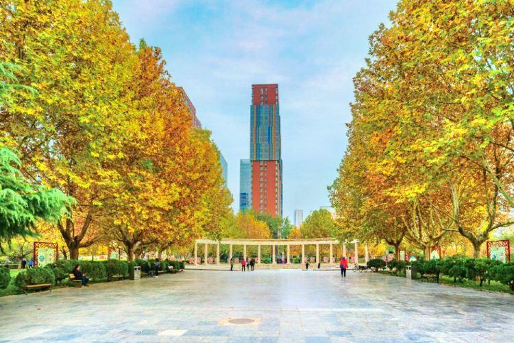 Shimen Park (West Gate)