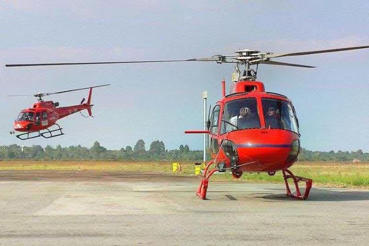 Siem Reap Helicopter tour Angkor