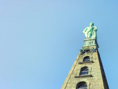 Statue of Herkules