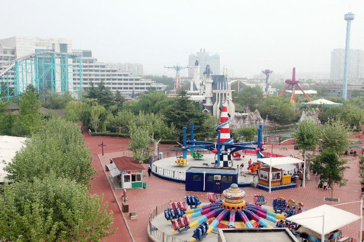Fuhua Amusement Park4