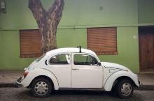 乌拉圭的老城生活,最悠闲的午后时光