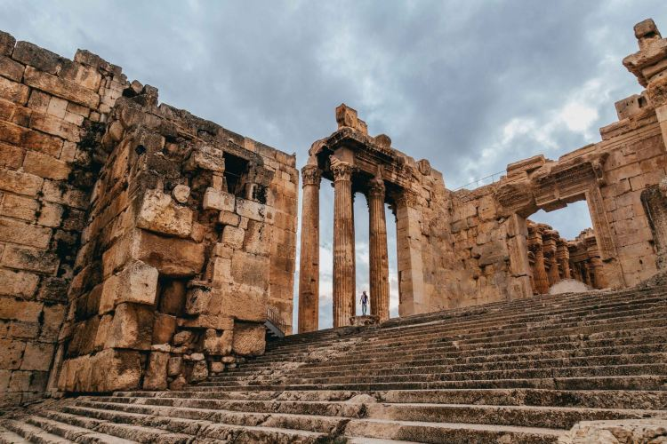 Baalbeck Roman Temples1