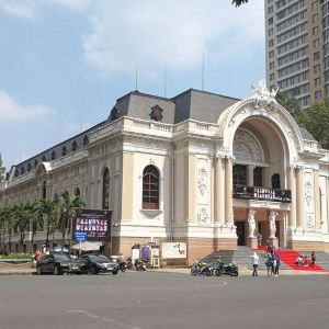 胡志明市博物馆旅游景点攻略图
