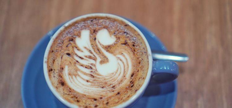 書籤咖啡館