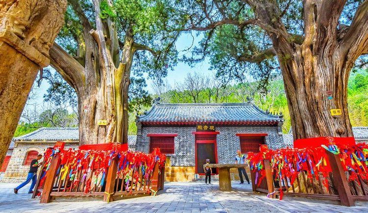 Jiuding Tower Zhonghua Minsu Happy Park1