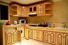 马拉喀什有家客栈,自助厨房,提供早餐。