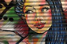 🇪🇸 巴塞罗那街头艺术的奇异景观